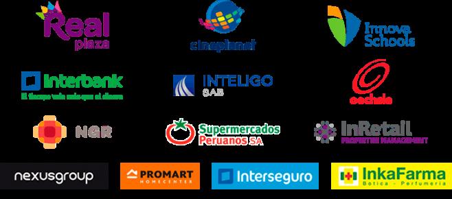 Qu cualidades debe tener un logotipo mercadonegro for Lista de empresas en lima