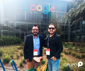 Grupo P fue reconocido por Google