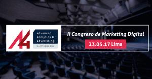 II Congreso de Marketing Digital – A4