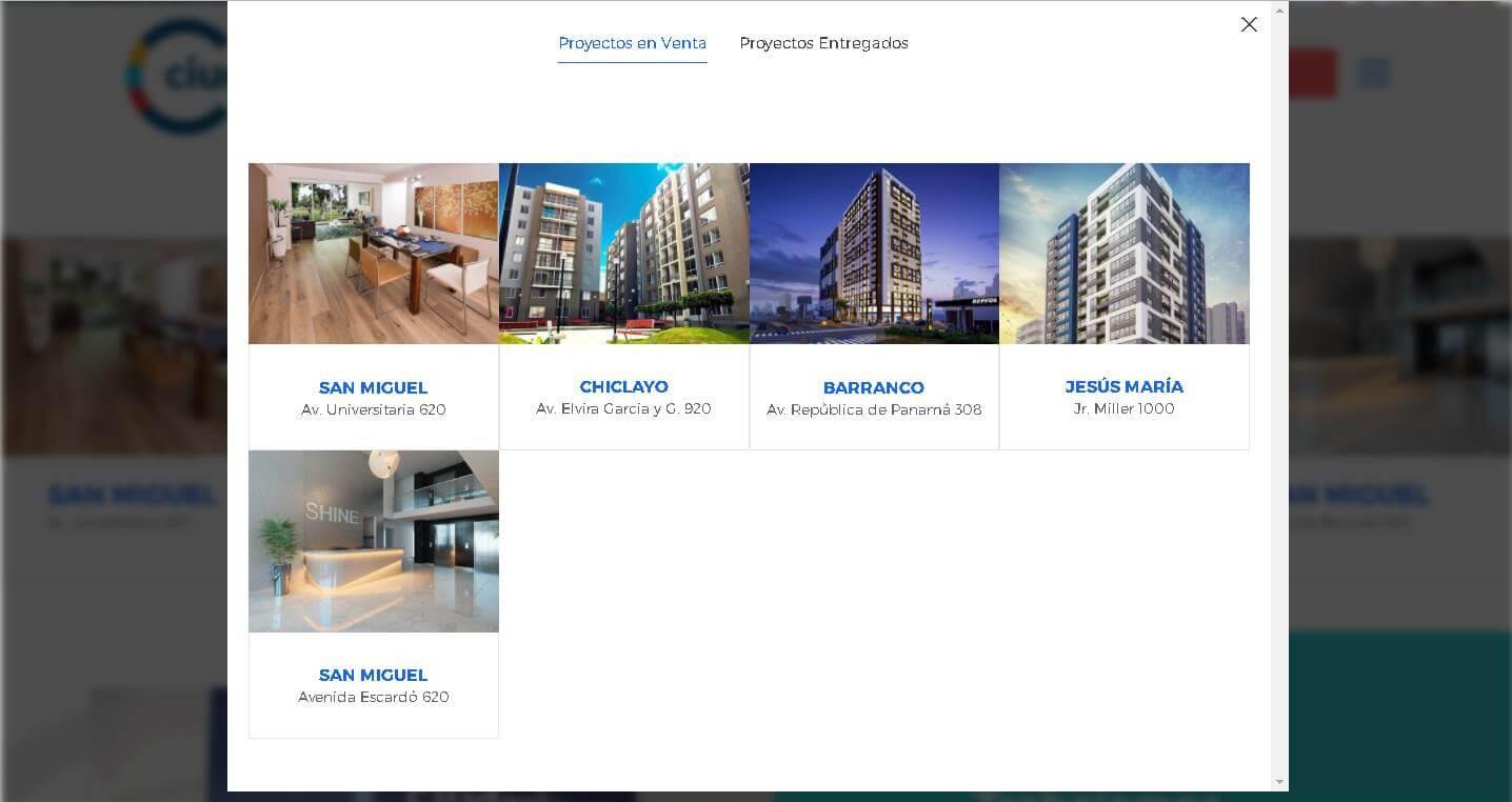 Staff digital redise a el portal de ciudaris inmobiliaria for Portal de inmobiliarias