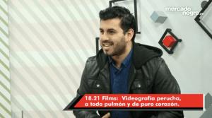 """Roberto Morales: """"18.21 Films fue la búsqueda de mi felicidad"""""""