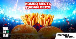 #HoyNosLaCreemos: ¡Bembos se comunica en ruso!