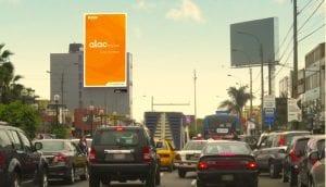 ALAC: El crecimiento de las pantallas digitales en el mercado OOH peruano