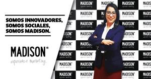 """MADISON: """"Buscamos mantener los altos niveles de fidelidad de nuestros clientes mientras seguimos creciendo"""""""