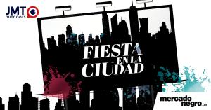 ¡Fiesta en la ciudad!: JMT reúne a la industria publicitaria en un mega evento