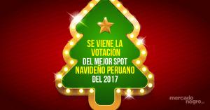 """Se viene la votación """"Mejores Spots Navideños 2017"""""""