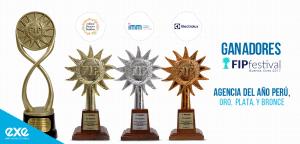 EXE la mejor Agencia del Año Perú en el FIP 2017
