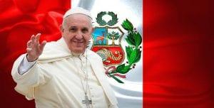 Este fue el impacto de la visita del Papa Francisco a Perú en televisión y redes sociales