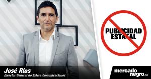 """José Ríos:"""" Bajo esta ley que están proponiendo, evidentemente no se cumpliría el derecho a la información"""""""
