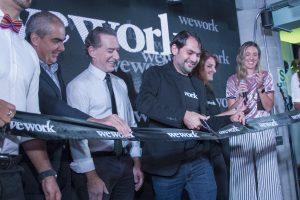 Wework inaugura primer edificio en Lima para transformar el entorno laboral de los peruanos
