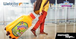 Webtilia presentó su campaña Tampico Airlines