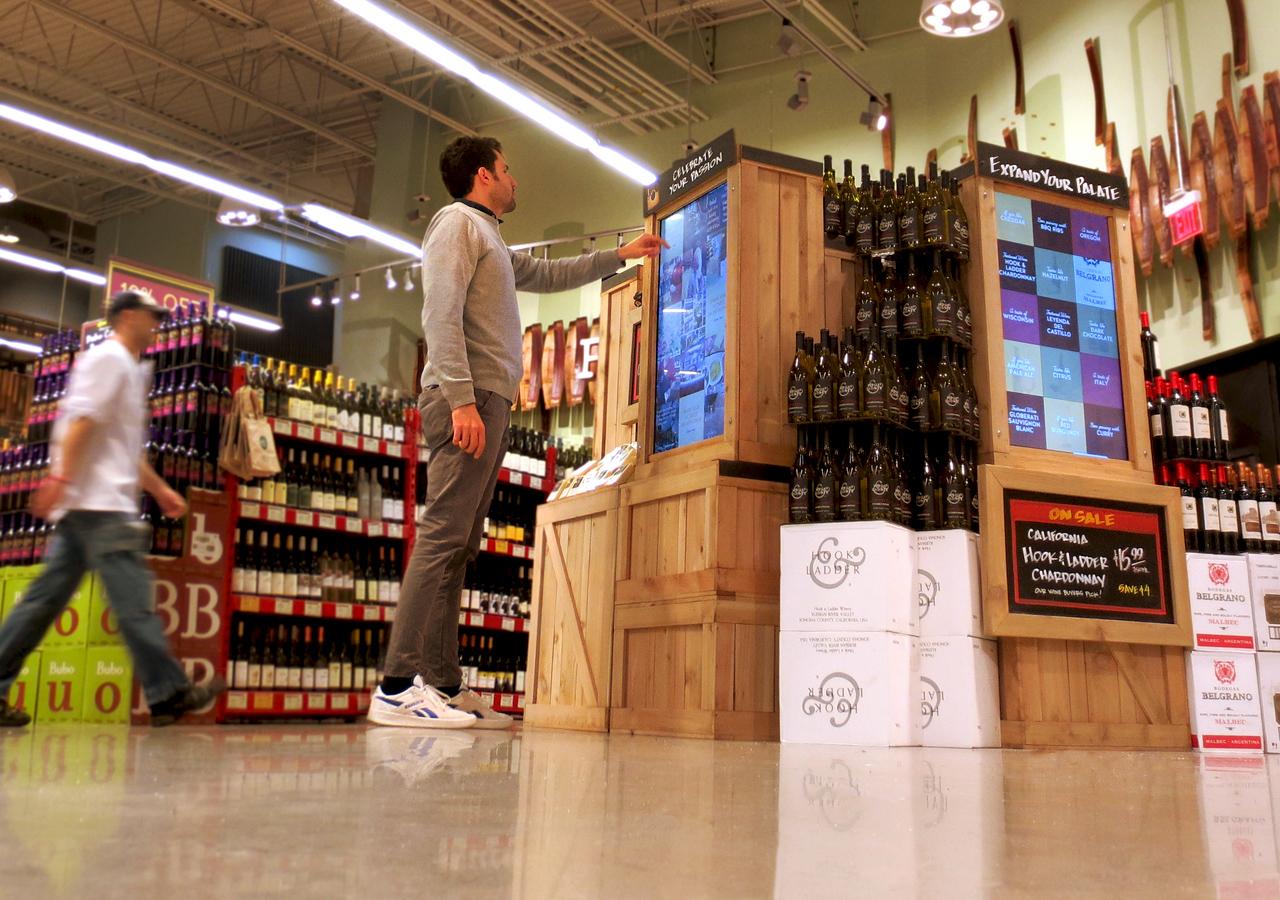 Digital Signage El Futuro De Las Tiendas Mercadonegro