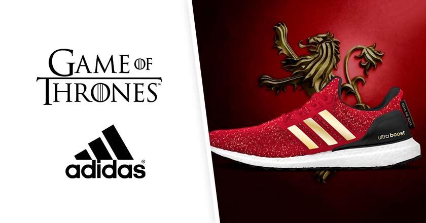 106d274e4cc89 Adidas podría lanzar gama de calzados inspirados en Juego de Tronos ...