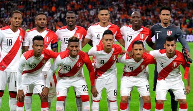 1d8c4efca3abdf Camisetas: Conoce las marcas que vistieron a la selección peruana ...