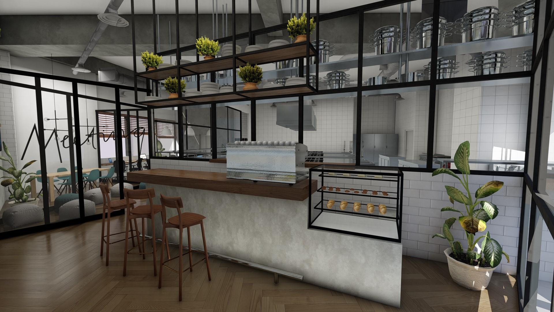 Real Plaza contará con el primer coworking gastronómico del Perú