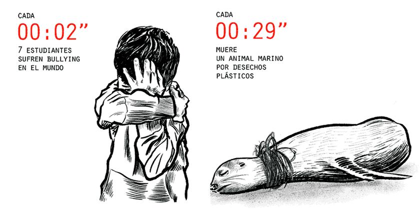 #ChangeTheTimes: La campaña que da a conocer las injusticias que agobian al mundo
