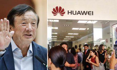 """Huawei vs. Google: """"No los dejaremos solos"""", firma china"""