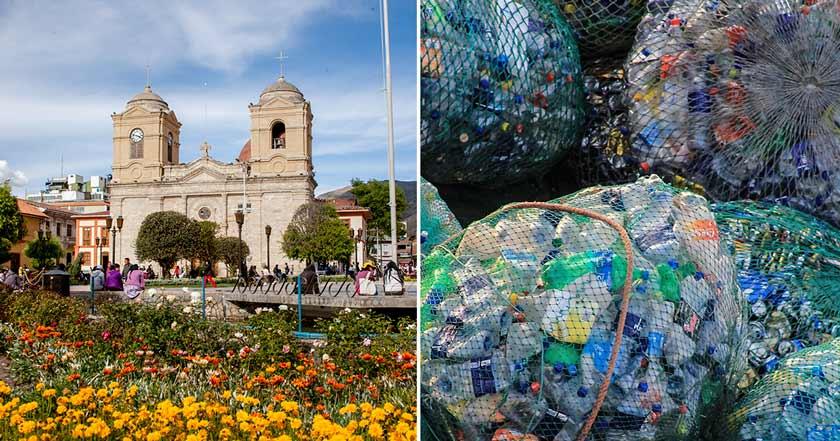 Junín se posiciona como la primera región en prohibir los envases de un solo uso
