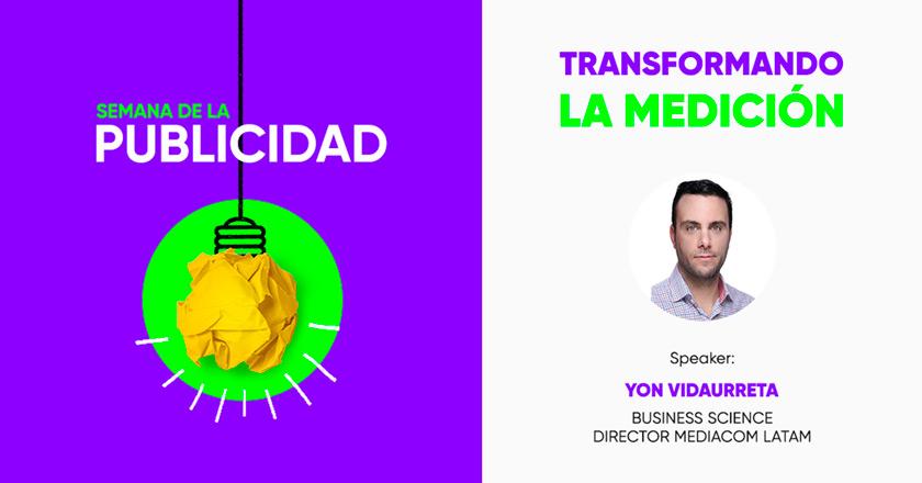 """En la SDP, la AAM prensenta """"Transformando la medición"""""""