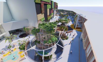 Mall Aventura Santa Anita contará con el acuario más grande de Lima