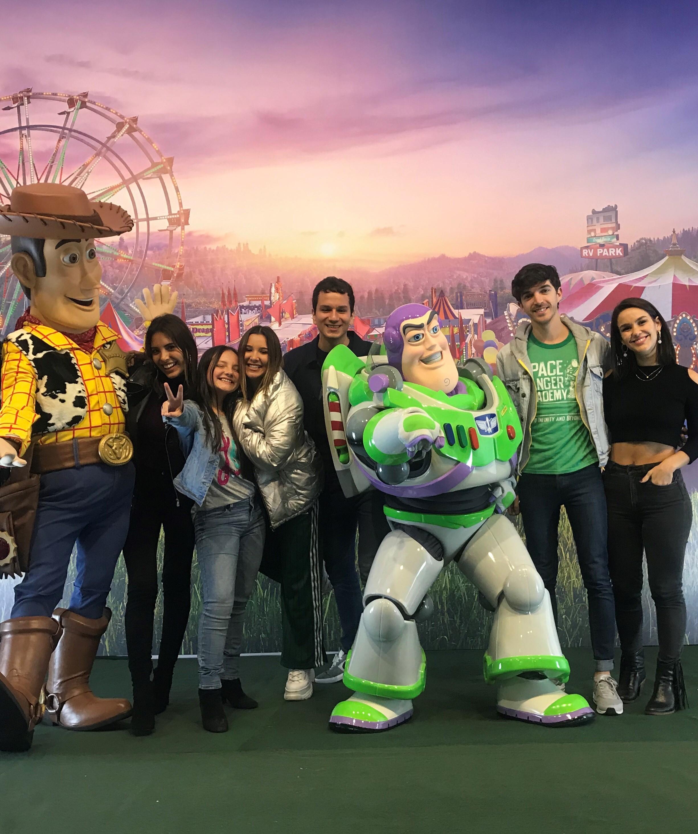 """""""Make-A-Wish"""" y Disney presentan campaña inspirada en """"Toy Story 4"""""""
