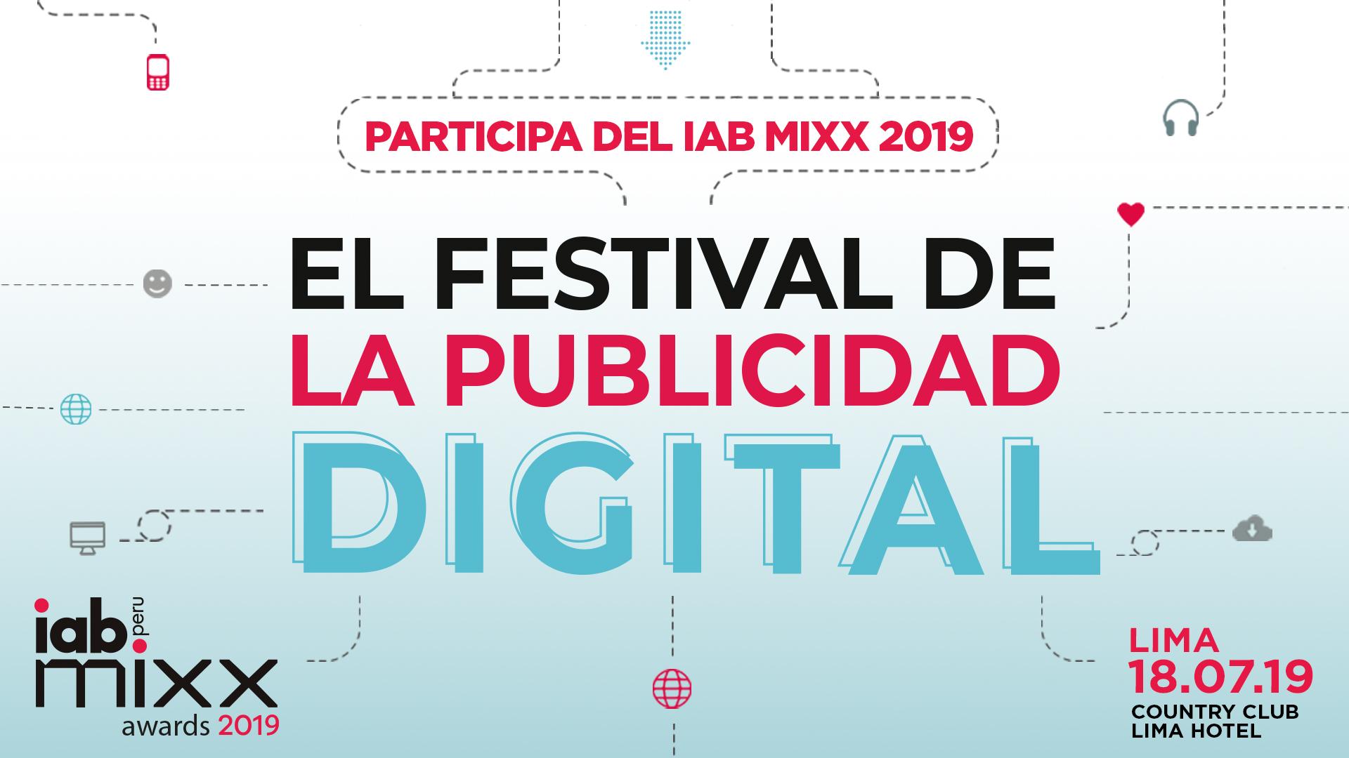 Premios Mixx 2019: Postula, aún tienes tiempo