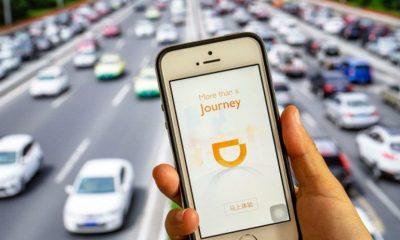 Esta empresa China busca dominar el mercado global de las app de taxis