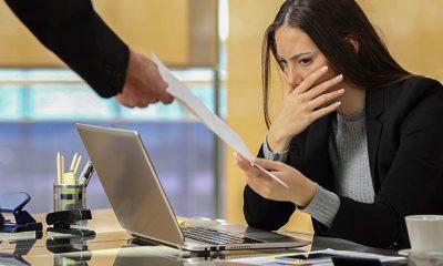 10 errores que no debes cometer si no quieres perder tu trabajo