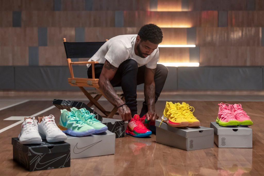"""Nike presenta nueva colección de zapatillas inspirada en """"Bob Esponja"""""""