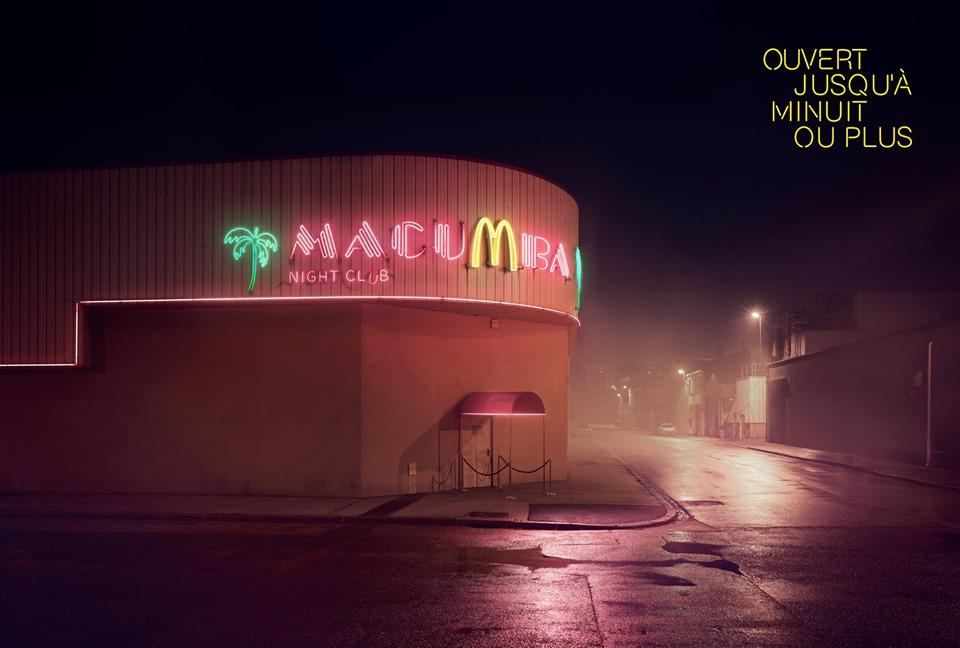 McDonald's interviene carteles de otros establecimientos en su nueva campaña
