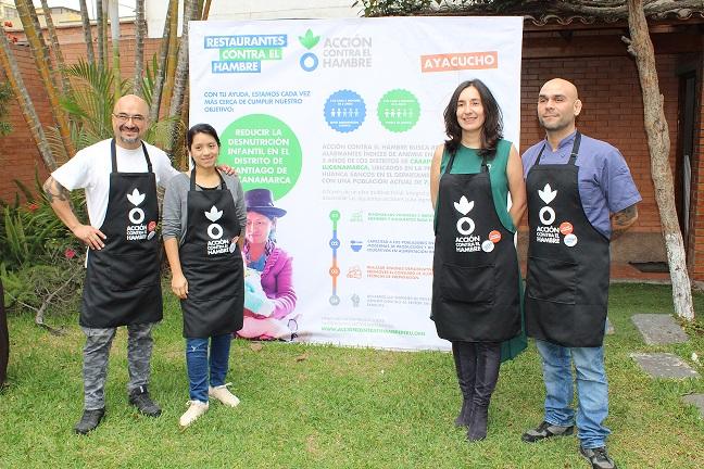 Restaurantes Contra el Hambre emprende iniciativa en más de 10 ciudades del Perú