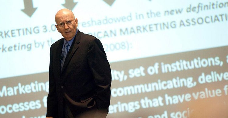"Philip Kotler: ""El marketing 5.0 dejará atrás al neuromarketing"""