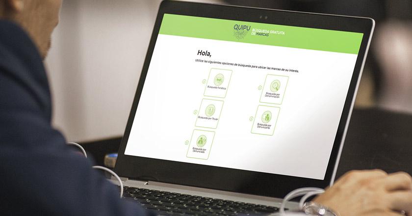 Quipu: la plataforma gratuita para la búsqueda de marcas