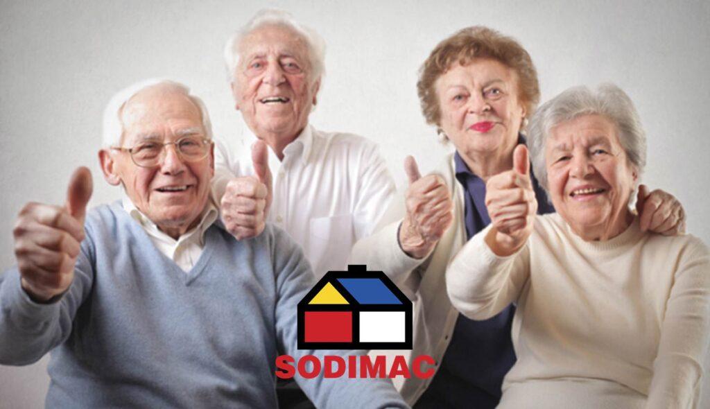 Sodimac anuncia convocatoria de trabajo para adultos mayores