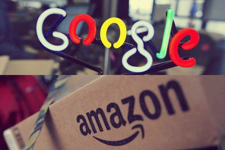 Amazon crece en publicidad digital y gana terreno a Google