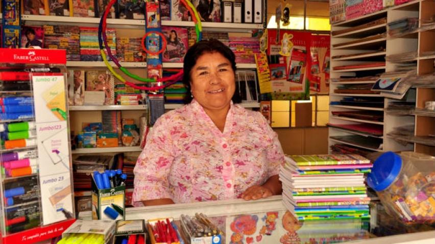 Que caracteriza a la mujer peruana emprendedora