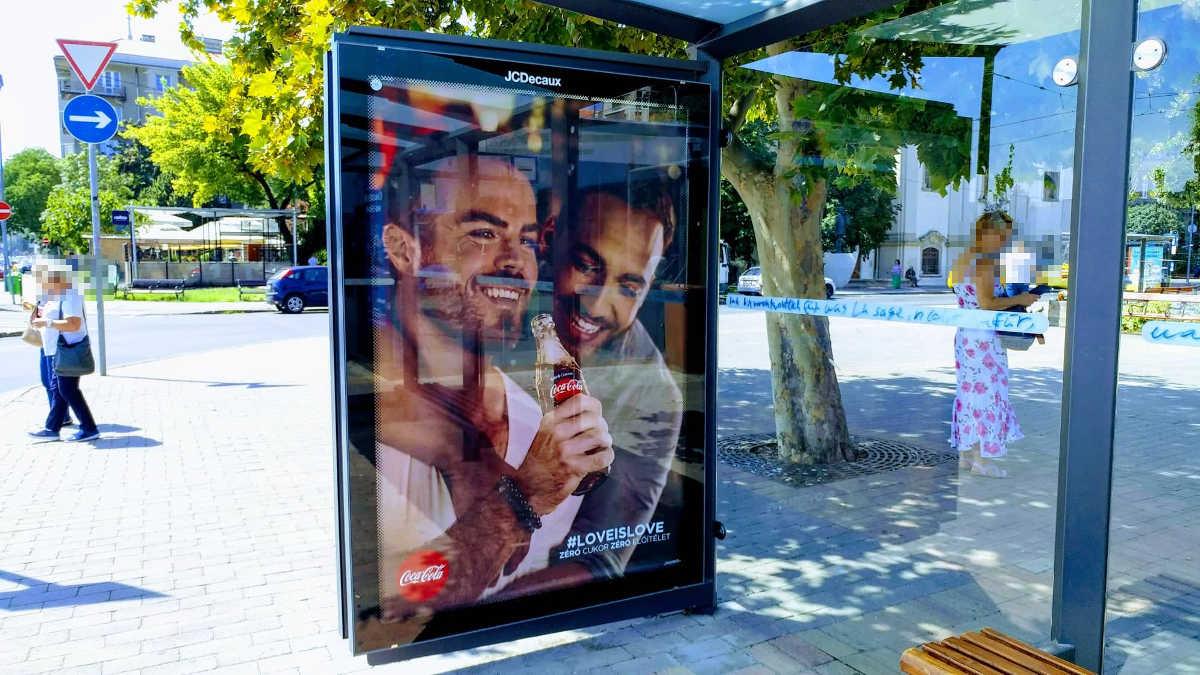 """Hungría censura campaña """"Love is Love"""" por hablar sobre diversidad sexual"""