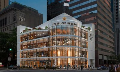 Starbucks inaugura local con más de 3 mil metros cuadrados