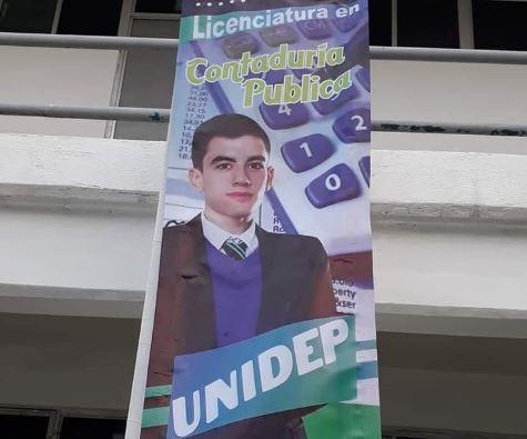 Universidad niega contratación de este joven actor para publicidad