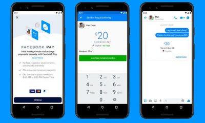 Criptomoneda Libra queda en el pasado y llega Facebook Pay