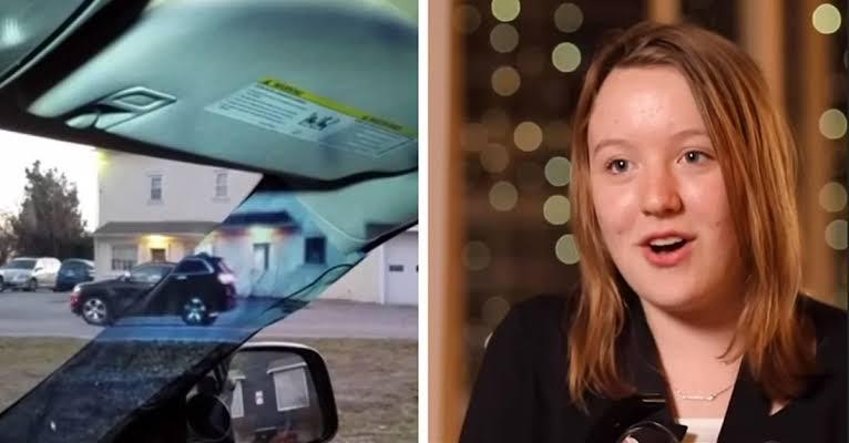 Joven de 14 años elimina puntos ciegos de los vehículos con barata innovación