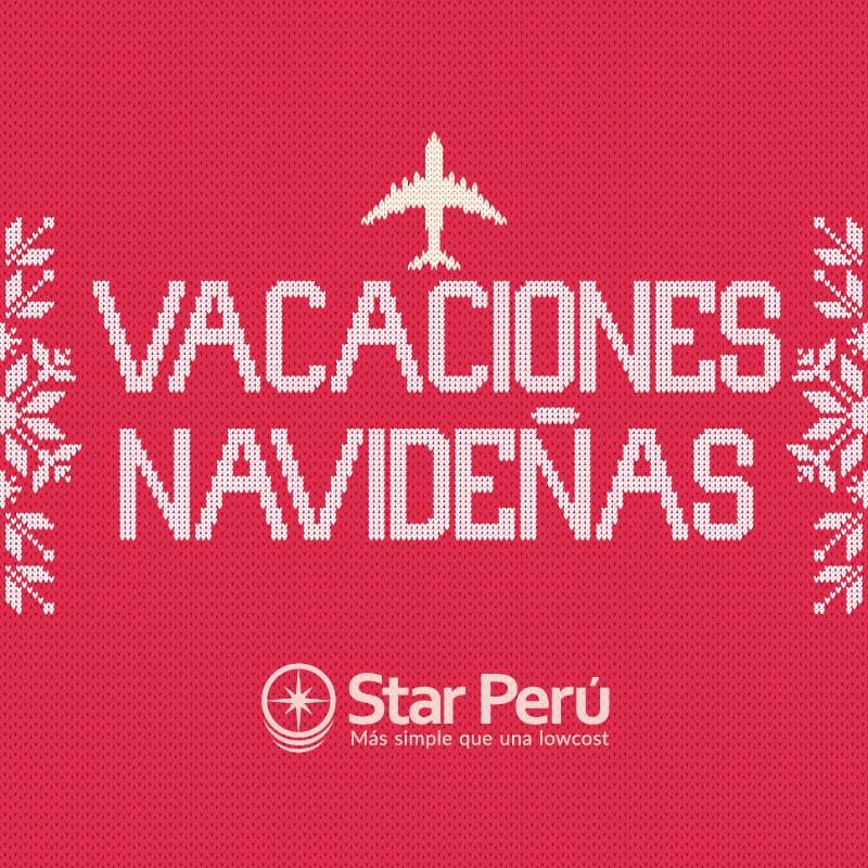 Star Perú une a las familias peruanas en navidad con 50% de descuento