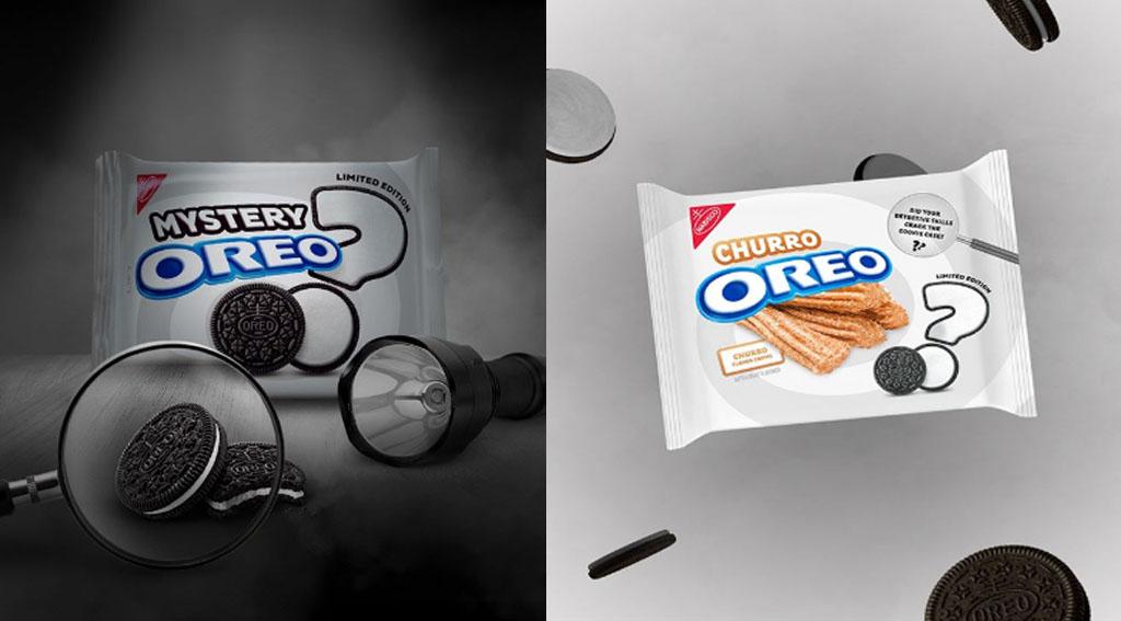 Oreo presenta su nueva galleta sabor a Churro tras larga campaña de intriga