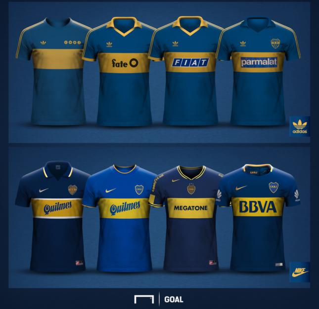 encontrar mano de obra 100% de satisfacción oficial de ventas calientes Boca Juniors dice adiós a Nike y se reencuentra con Adidas tras 26 años