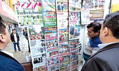 CPP afirma que la libertad de expresión en Perú está en riesgo